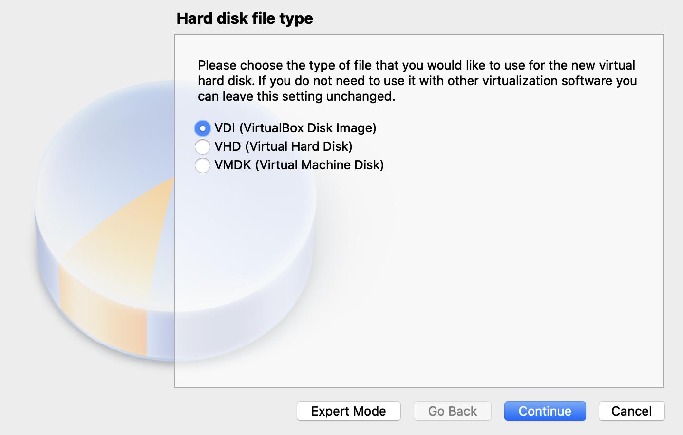 Hard-disk-file-type